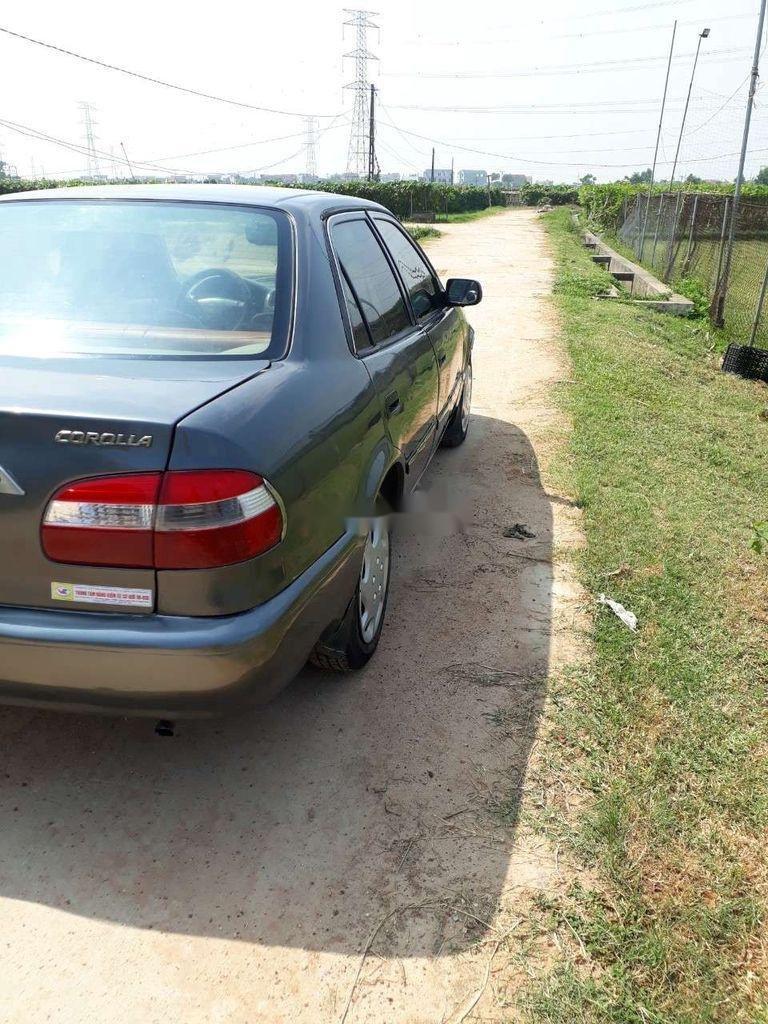 Bán xe Toyota Corolla đời 1999, màu xám, giá tốt (3)