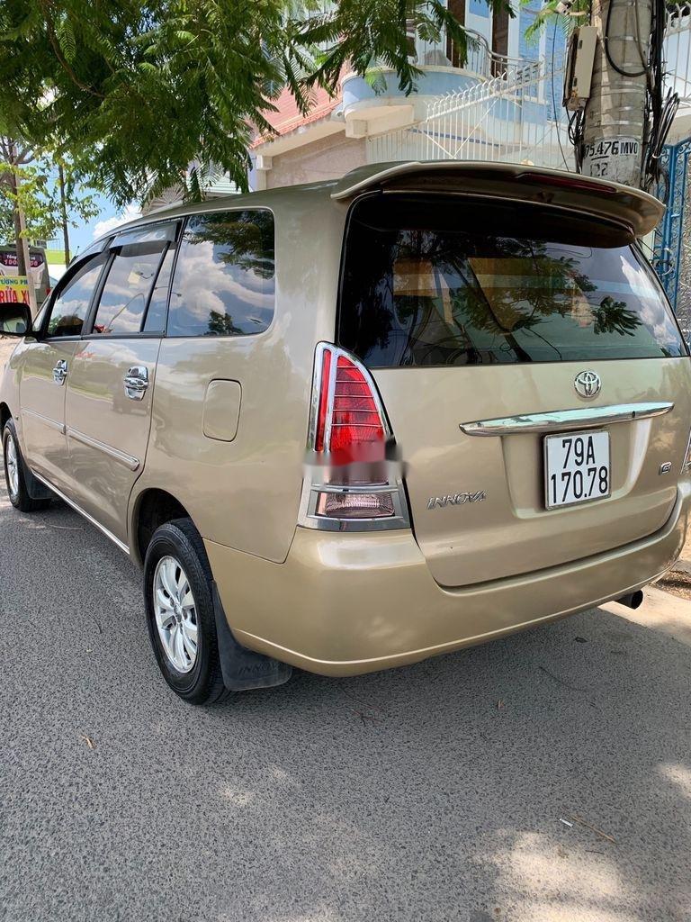 Cần bán lại xe Toyota Innova sản xuất 2007, giá 210tr (4)