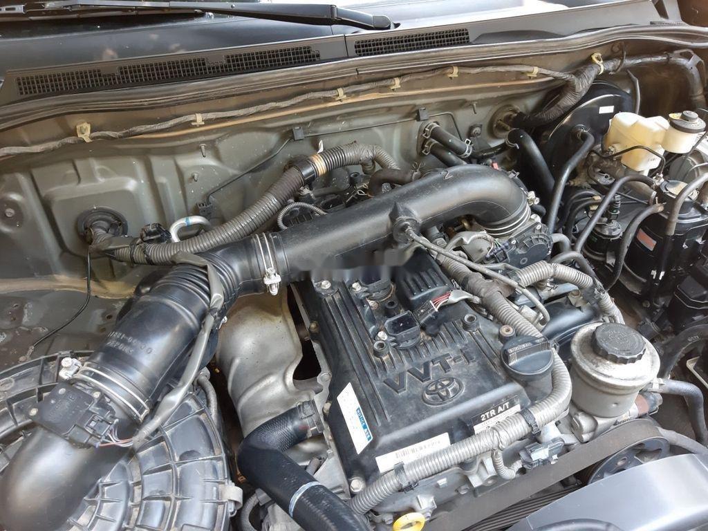 Cần bán lại xe Toyota Fortuner năm sản xuất 2014, màu đen, nhập khẩu nguyên chiếc   (6)