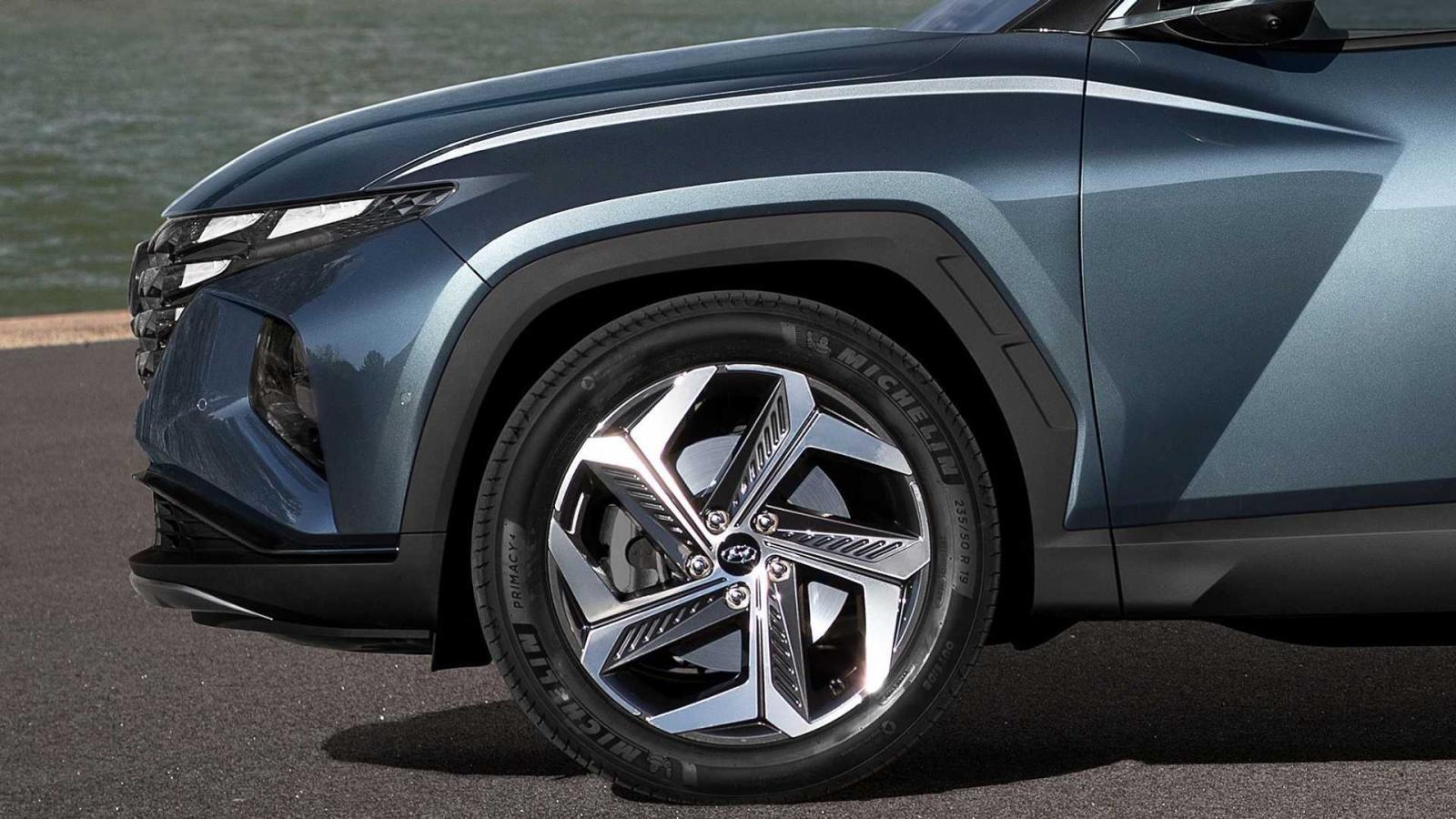 Hyundai Tucson 2022 hứa hẹn 1 trải nghiệm lái tuyệt đỉnh.