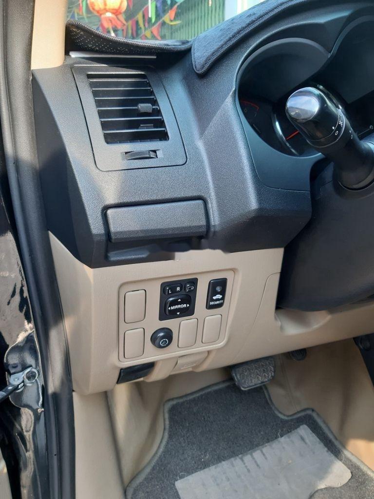 Cần bán lại xe Toyota Fortuner năm sản xuất 2014, màu đen, nhập khẩu nguyên chiếc   (7)