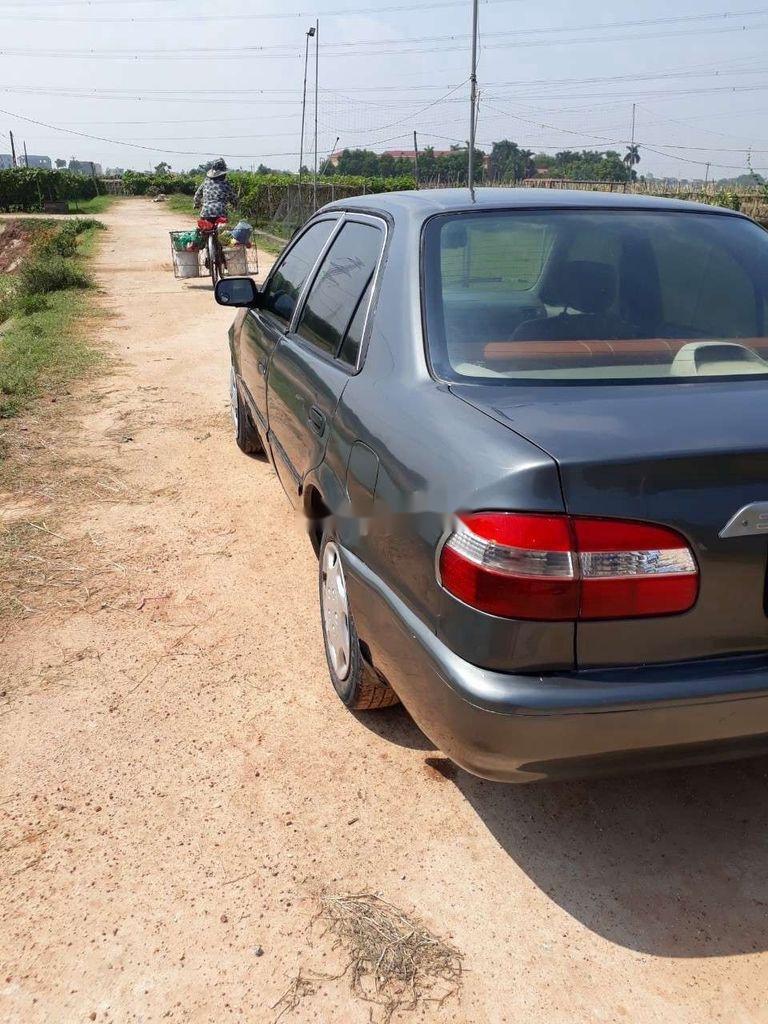 Bán xe Toyota Corolla đời 1999, màu xám, giá tốt (5)