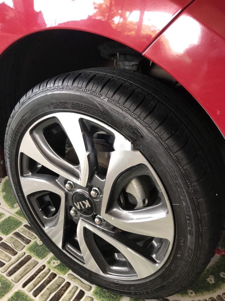 Bán xe Kia Morning năm sản xuất 2018, màu đỏ xe gia đình (2)