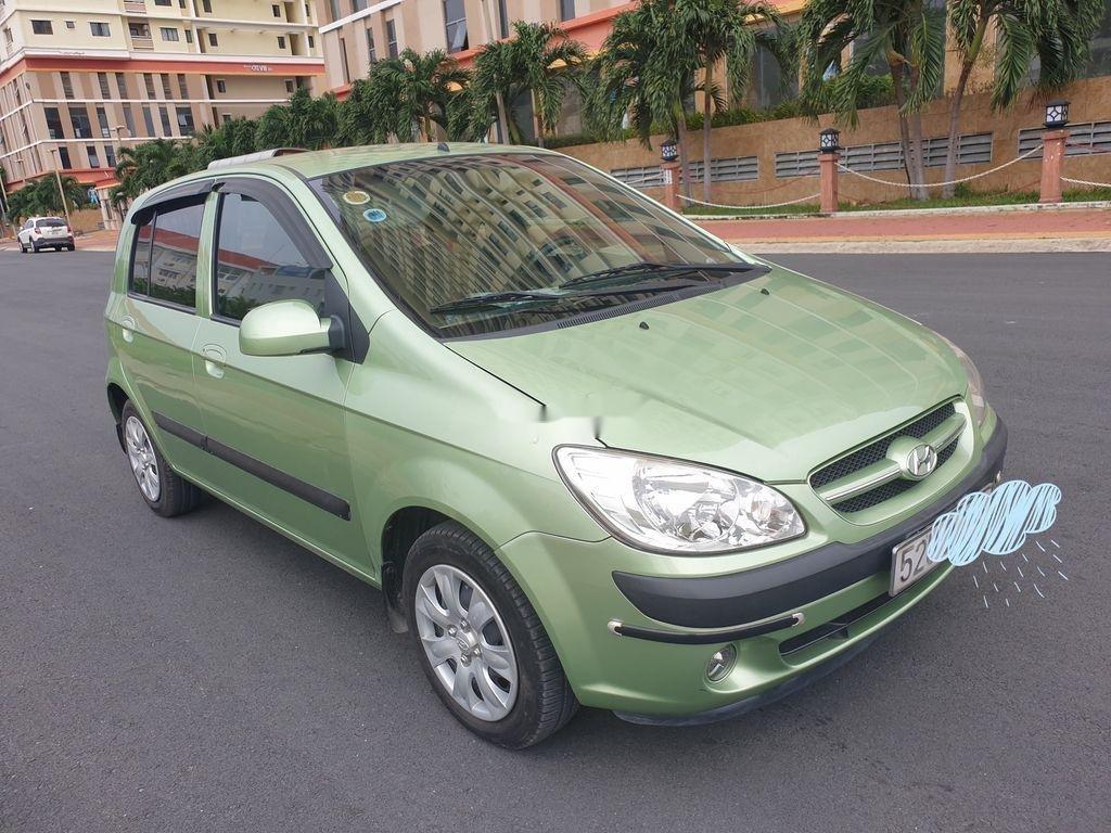 Bán Hyundai Getz sản xuất năm 2008, xe nhập còn mới (1)