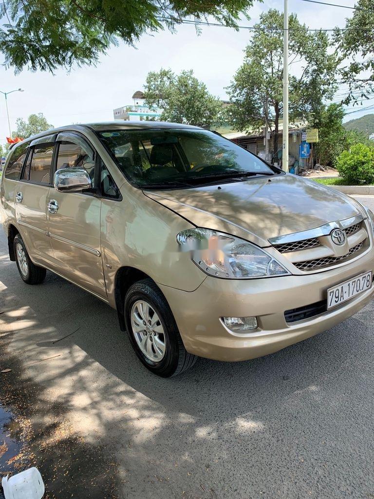 Cần bán lại xe Toyota Innova sản xuất 2007, giá 210tr (1)