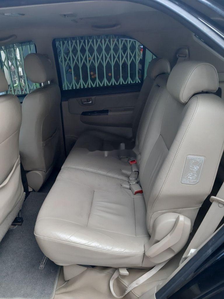 Cần bán lại xe Toyota Fortuner năm sản xuất 2014, màu đen, nhập khẩu nguyên chiếc   (10)