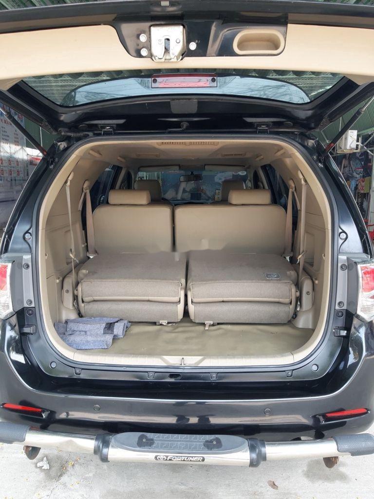 Cần bán lại xe Toyota Fortuner năm sản xuất 2014, màu đen, nhập khẩu nguyên chiếc   (8)