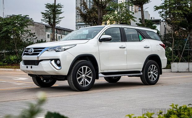 Toyota Fortuner 2020 .