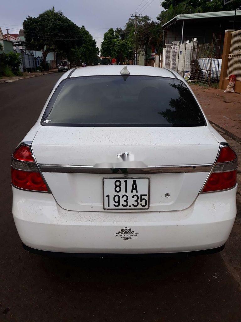 Bán ô tô Daewoo Gentra năm 2008, màu trắng, xe nhập  (2)