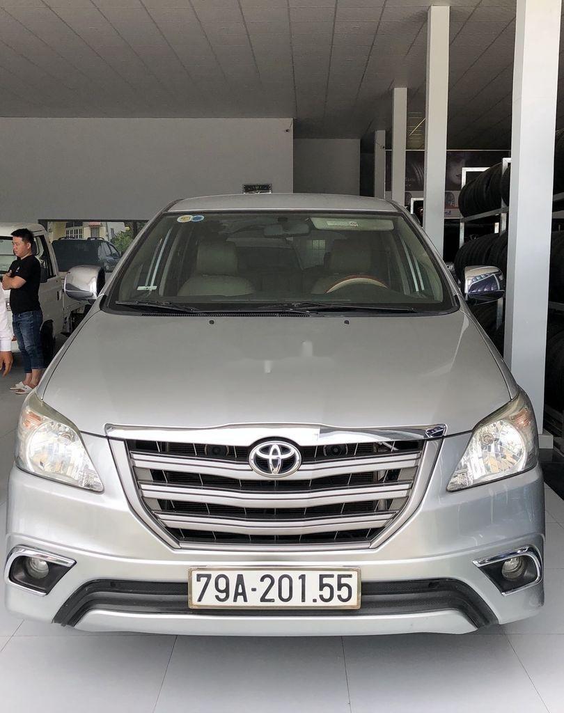 Bán Toyota Innova năm sản xuất 2014, giấy tờ đầy đủ (1)
