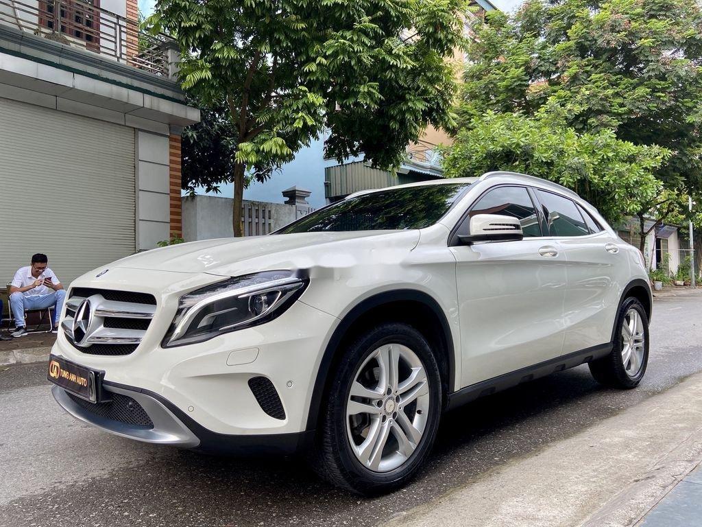 Bán xe Mercedes GLA200 đời 2015, màu trắng, nhập khẩu (4)
