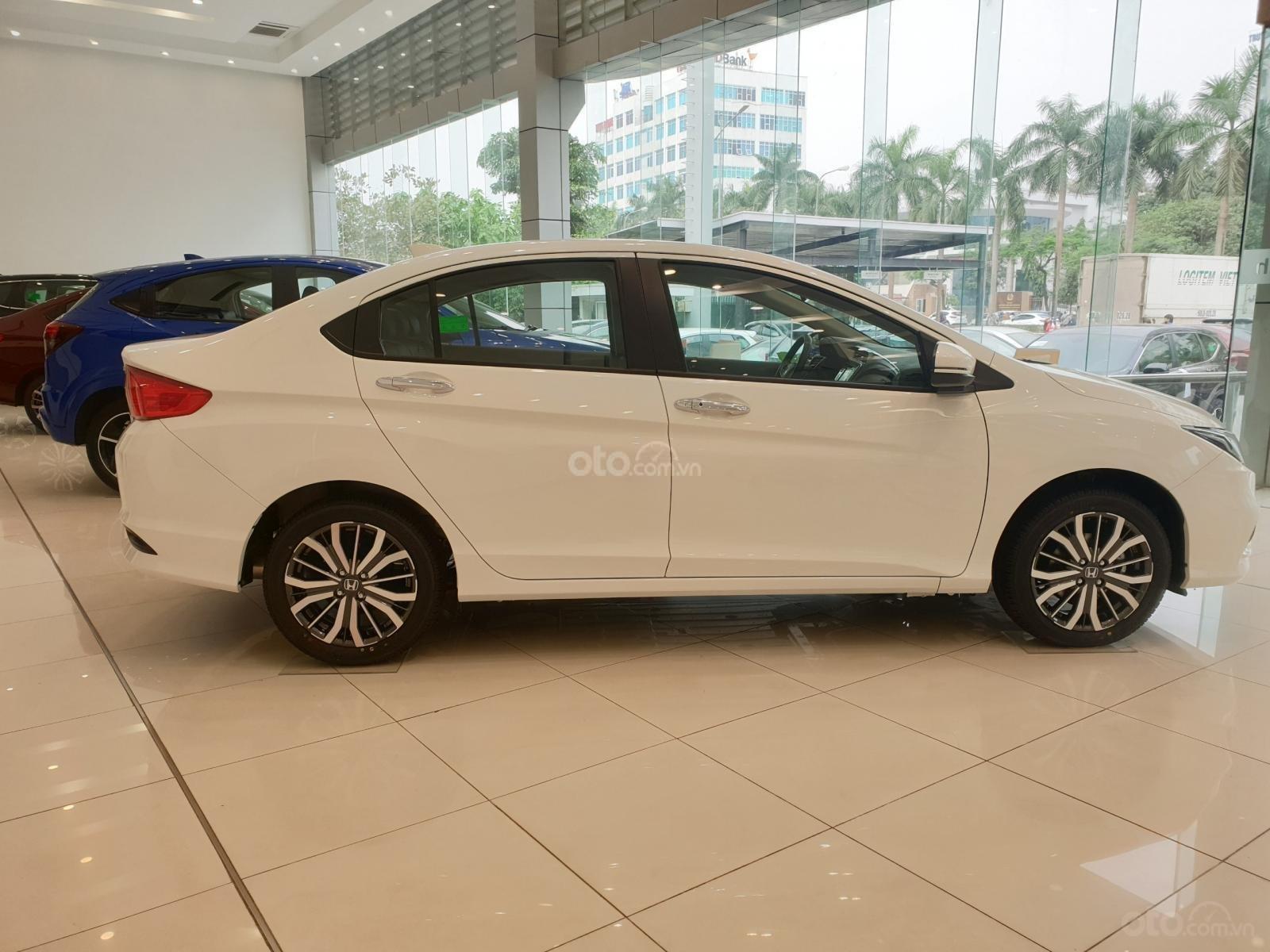 [Honda Kiên Giang] Honda City 2020 + ưu đãi cực khủng + hỗ trợ vay trả góp 80% + sẵn xe giao xe ngay (5)