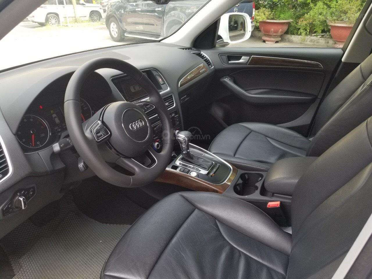 Cần bán Audi Q5 2.0TFSI Quattro năm 2016 (5)