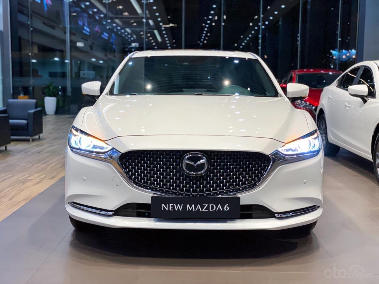[Mazda Bình Tân - HCM] New Mazda 6 2020, giảm đến 20tr tiền mặt, tặng bộ phụ kiện chính hãng (1)