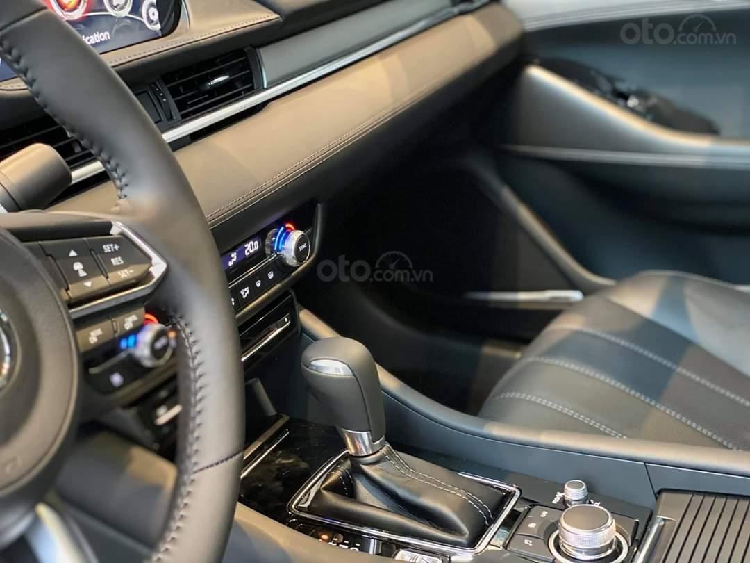 [Mazda Bình Tân - HCM] New Mazda 6 2020, giảm đến 20tr tiền mặt, tặng bộ phụ kiện chính hãng (5)