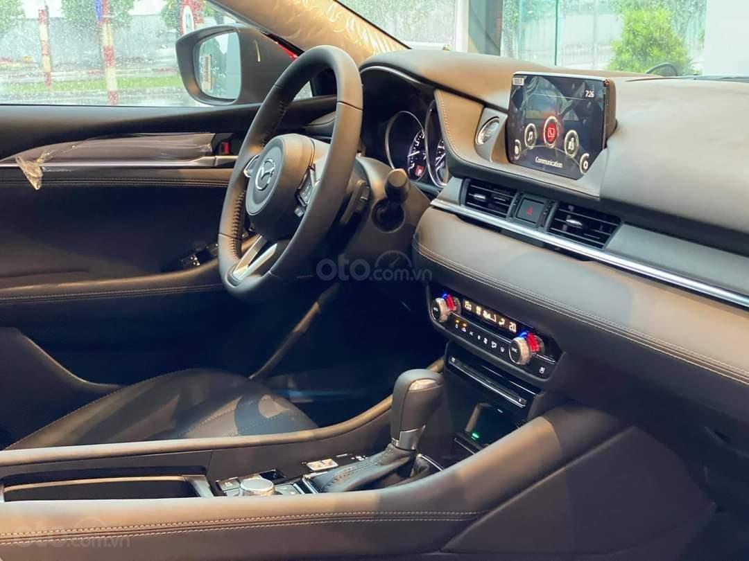 [Mazda Bình Tân - HCM] New Mazda 6 2020, giảm đến 20tr tiền mặt, tặng bộ phụ kiện chính hãng (4)