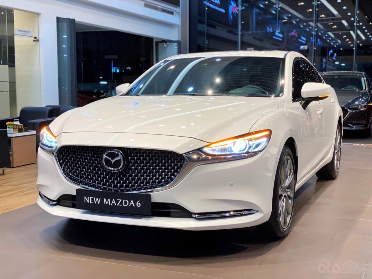 [Mazda Bình Tân - HCM] New Mazda 6 2020, giảm đến 20tr tiền mặt, tặng bộ phụ kiện chính hãng (7)