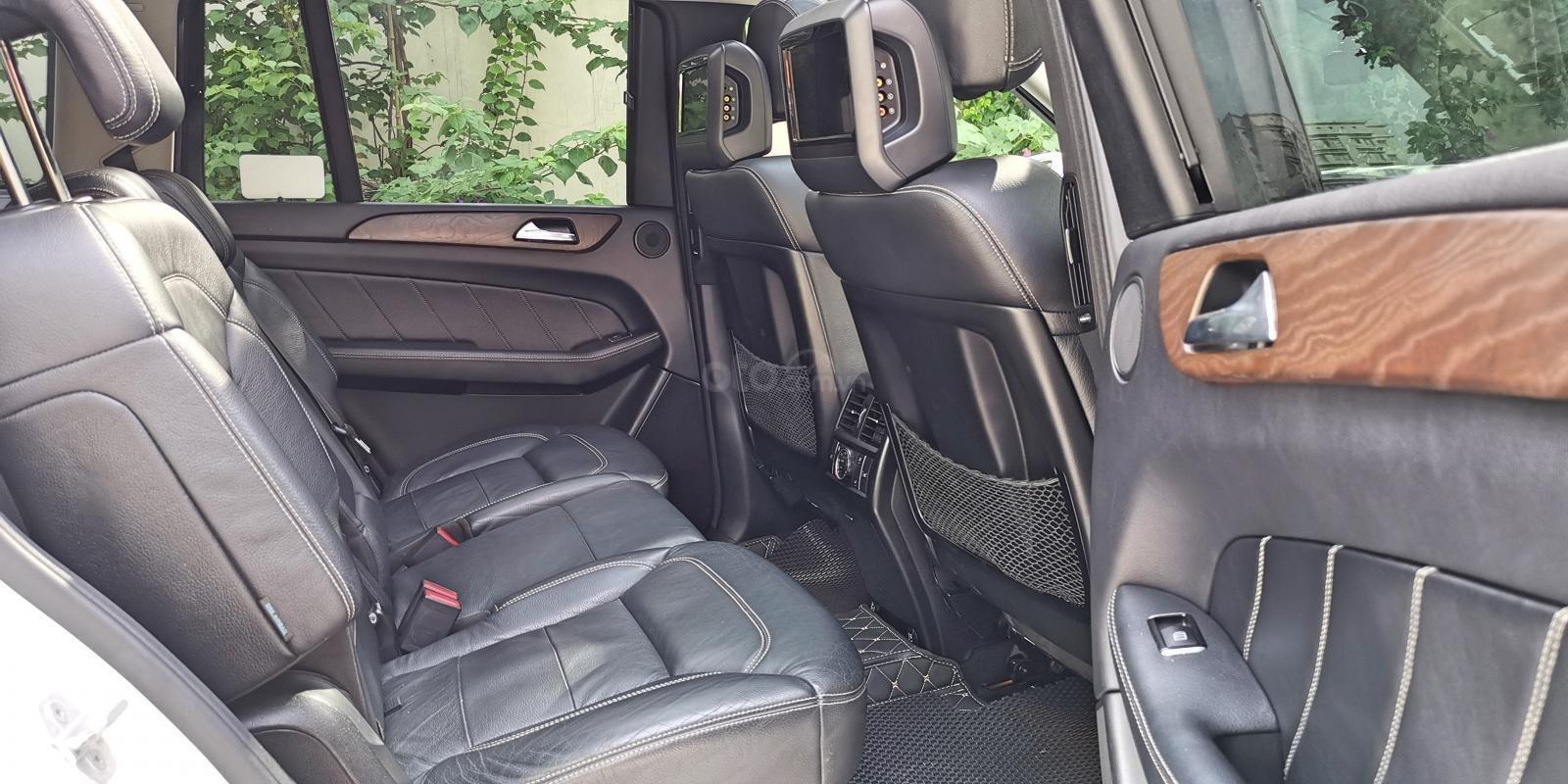 Mercedes Benz GL400 4Matic 2014, xe nhập khẩu nguyên chiếc (7)