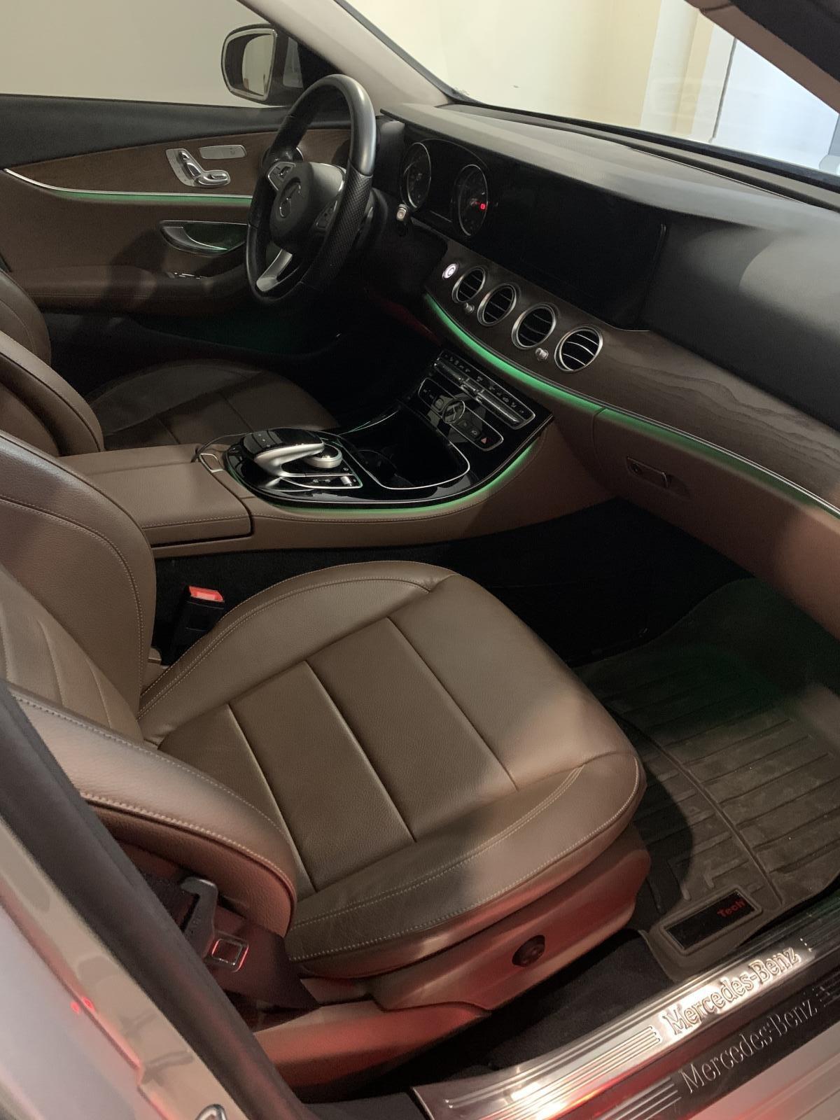 Bán xe Mercedes E200 đời 2018, màu bạc, nhập khẩu (8)