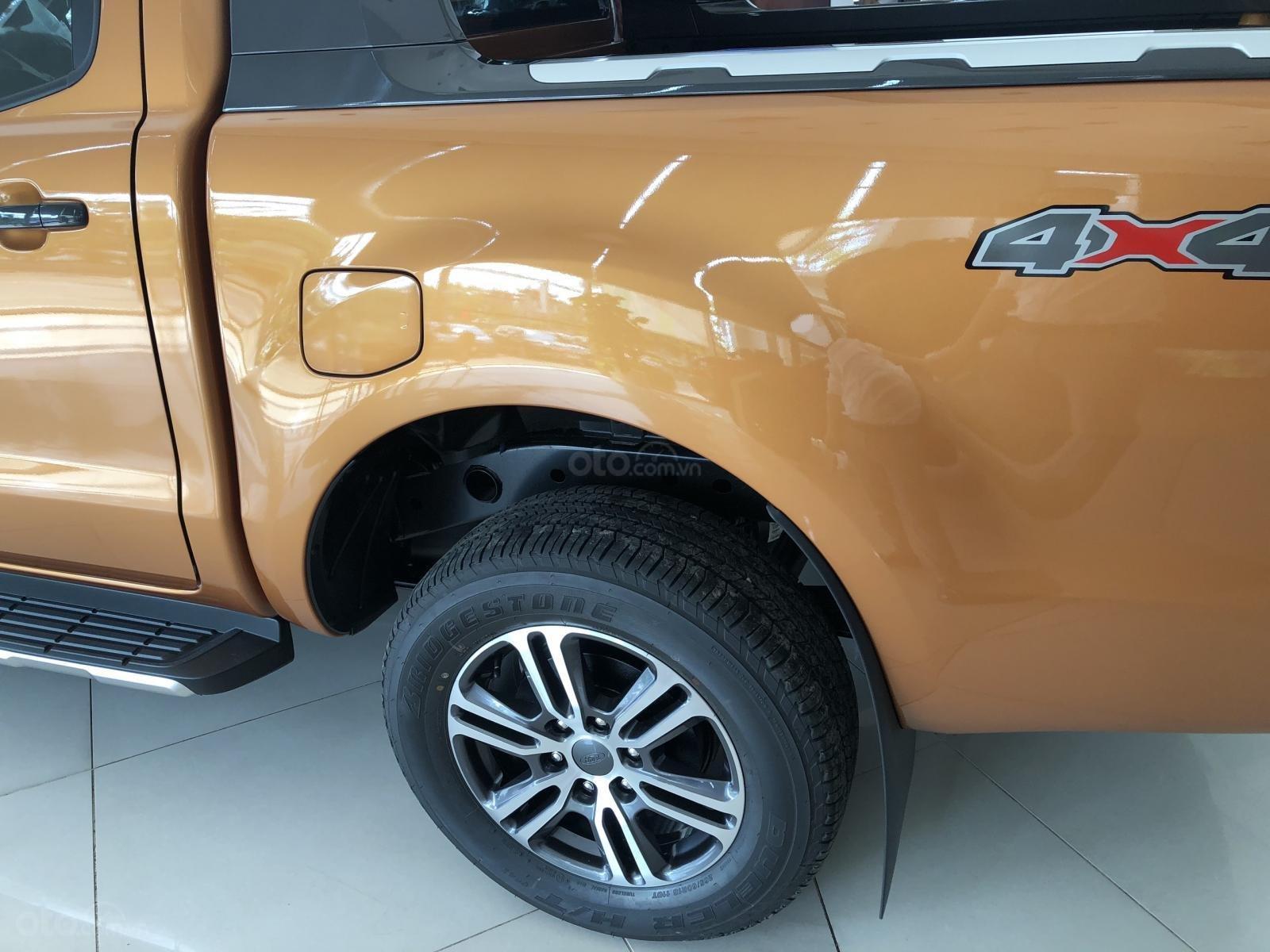 [Siêu ưu đãi] Ford Ranger Wildtrak 2020 Biturbo - khuyến mãi tháng ngâu giảm giá cực ngầu - trả trước 160 triệu lấy xe ngay (5)