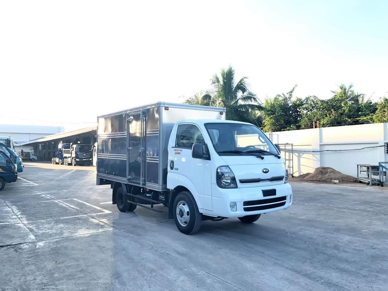 Xe tải Thaco Kia 2T4 tải trọng vào thành phố, động cơ Hyundai nhập khẩu 100% (5)