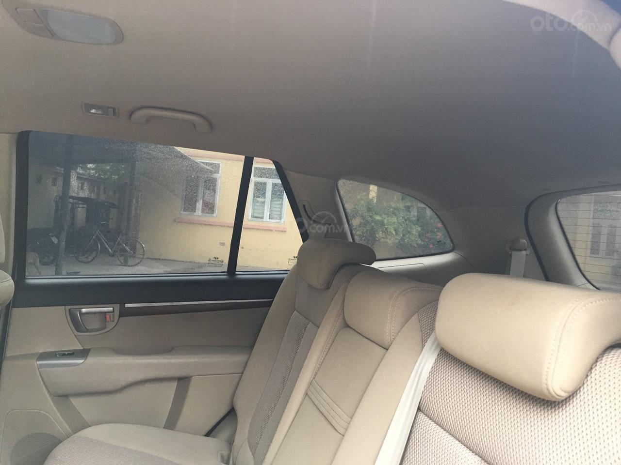Bán ô tô Hyundai Santa Fe 2008, nhập khẩu nguyên chiếc, chính chủ còn rất mới (6)