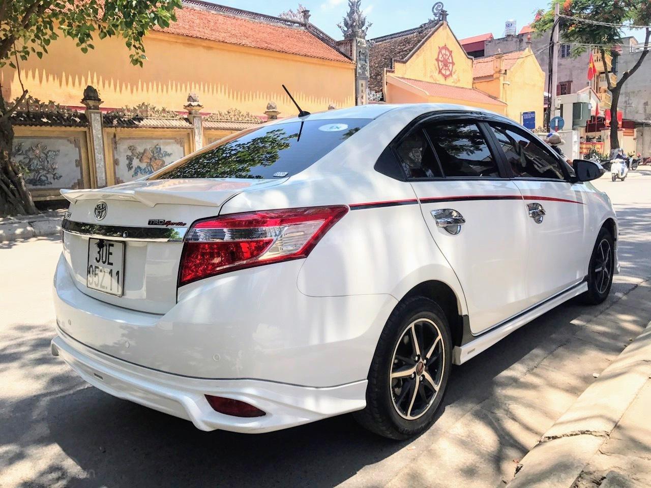 Bán Toyota Vios G 1.5AT 2017 bản thể thao (3)