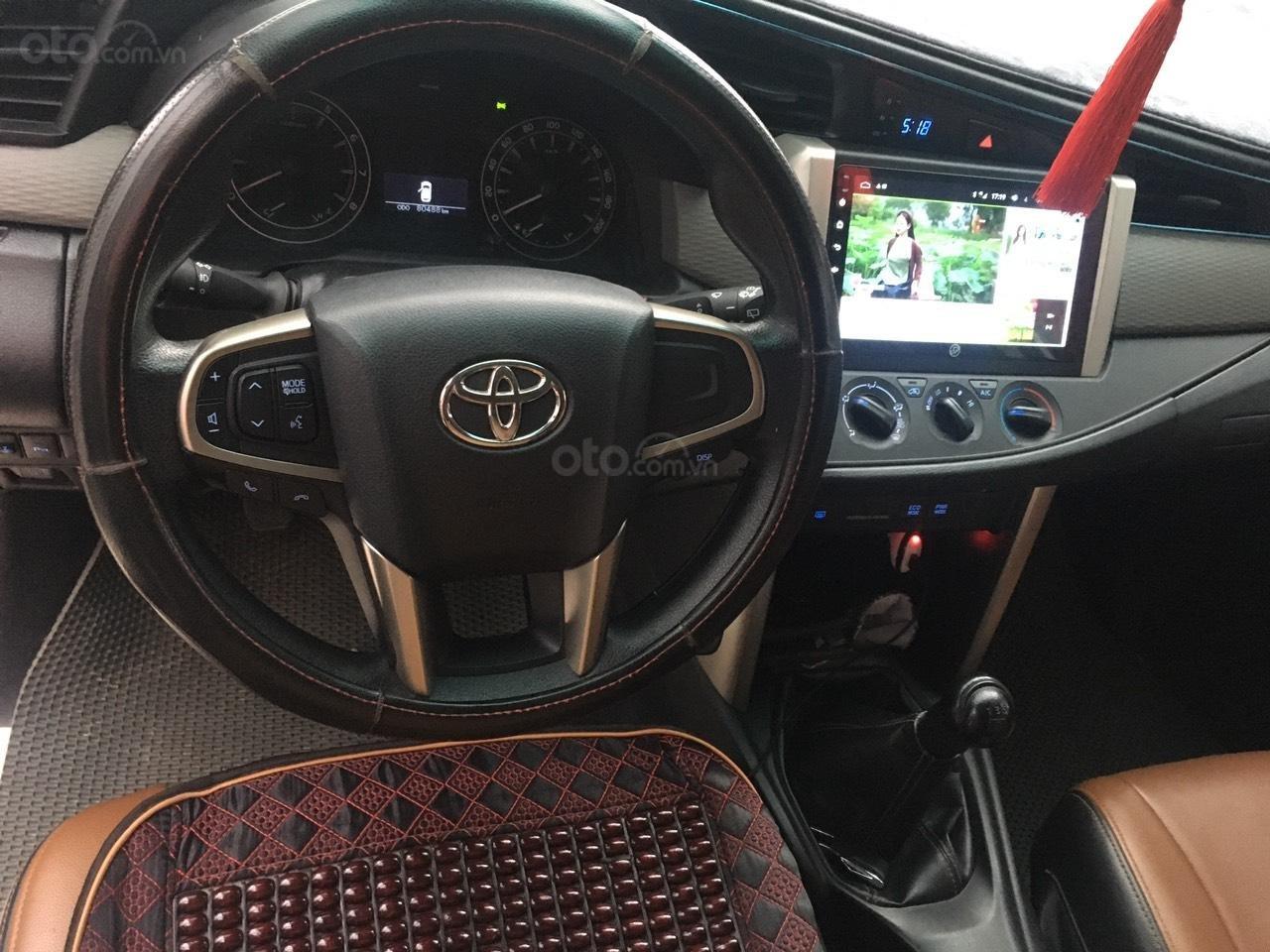 Bán Toyota Innova năm sản xuất 2017, giá 550tr (4)
