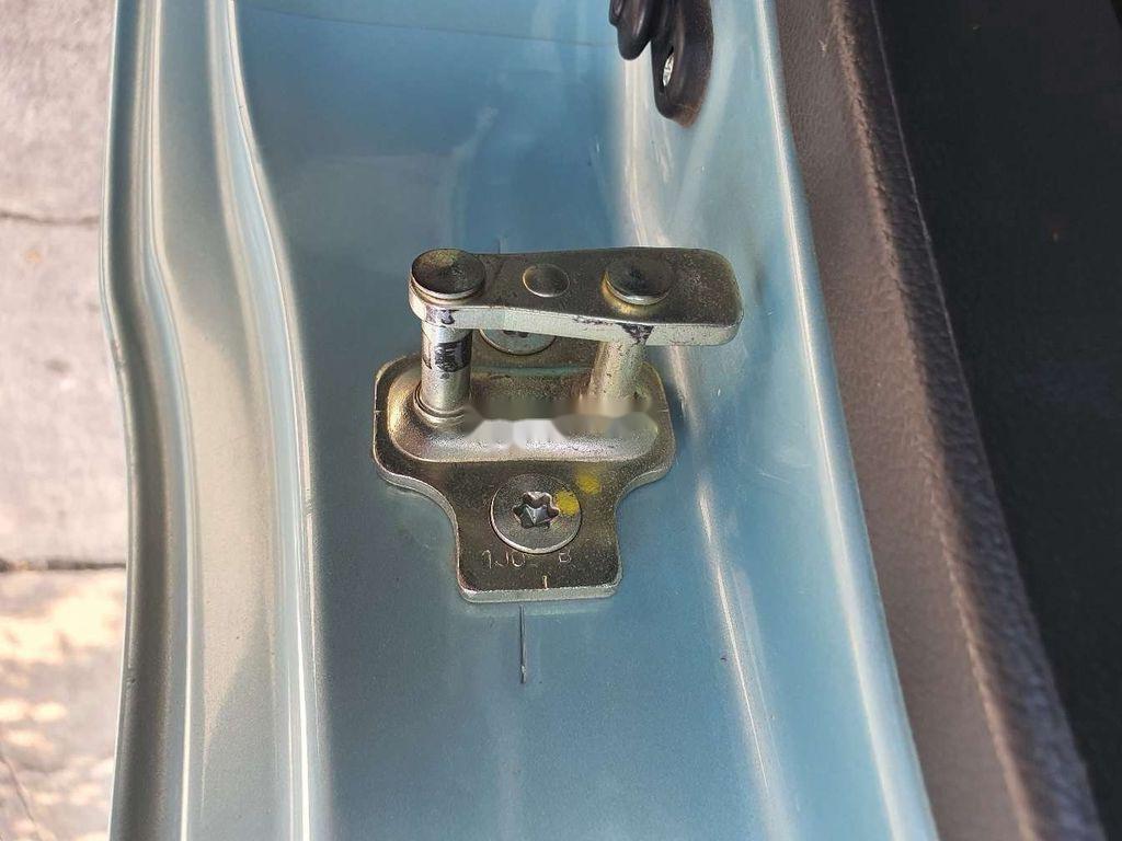 Chính chủ bán Chevrolet Spark năm 2011, màu xanh lam (8)