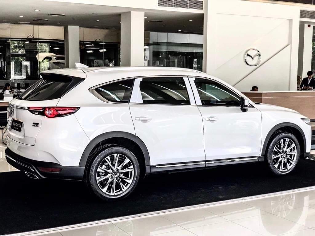 Mazda CX8 - ưu đãi 200 triệu - đủ màu - tặng phụ kiện mở rộng 35tr - chỉ 317tr nhận xe (6)