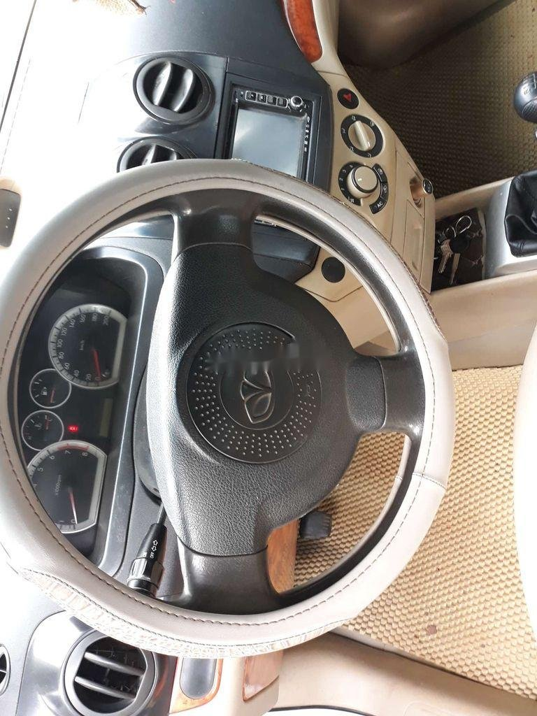 Bán ô tô Daewoo Gentra năm 2008, màu trắng, xe nhập  (5)