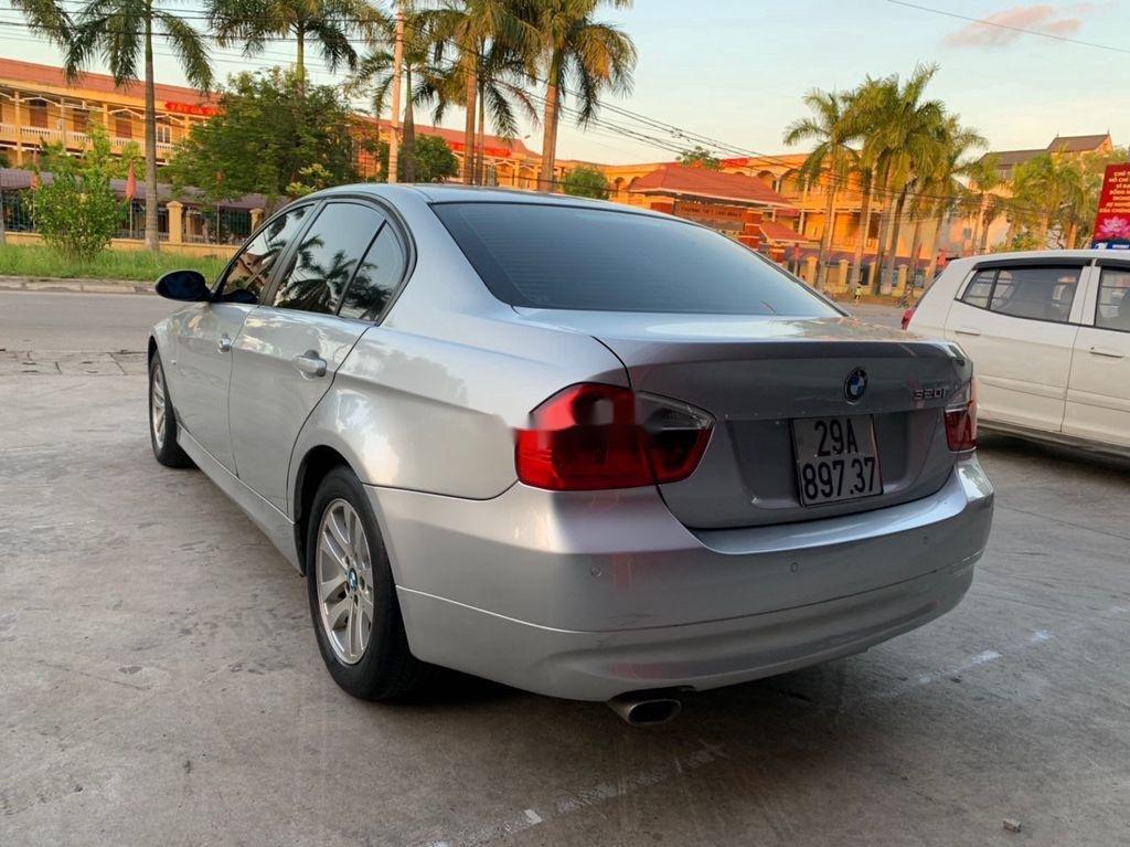 Bán BMW 3 Series 320i đời 2008, màu bạc, nhập khẩu nguyên chiếc (1)