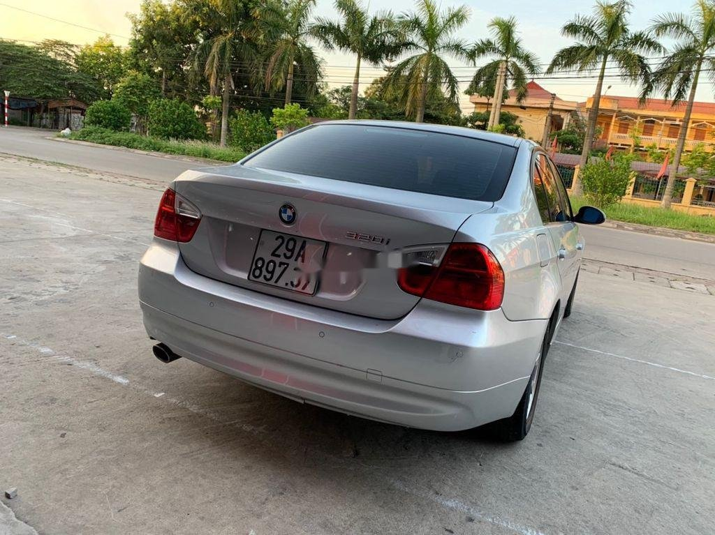 Bán BMW 3 Series 320i đời 2008, màu bạc, nhập khẩu nguyên chiếc (2)