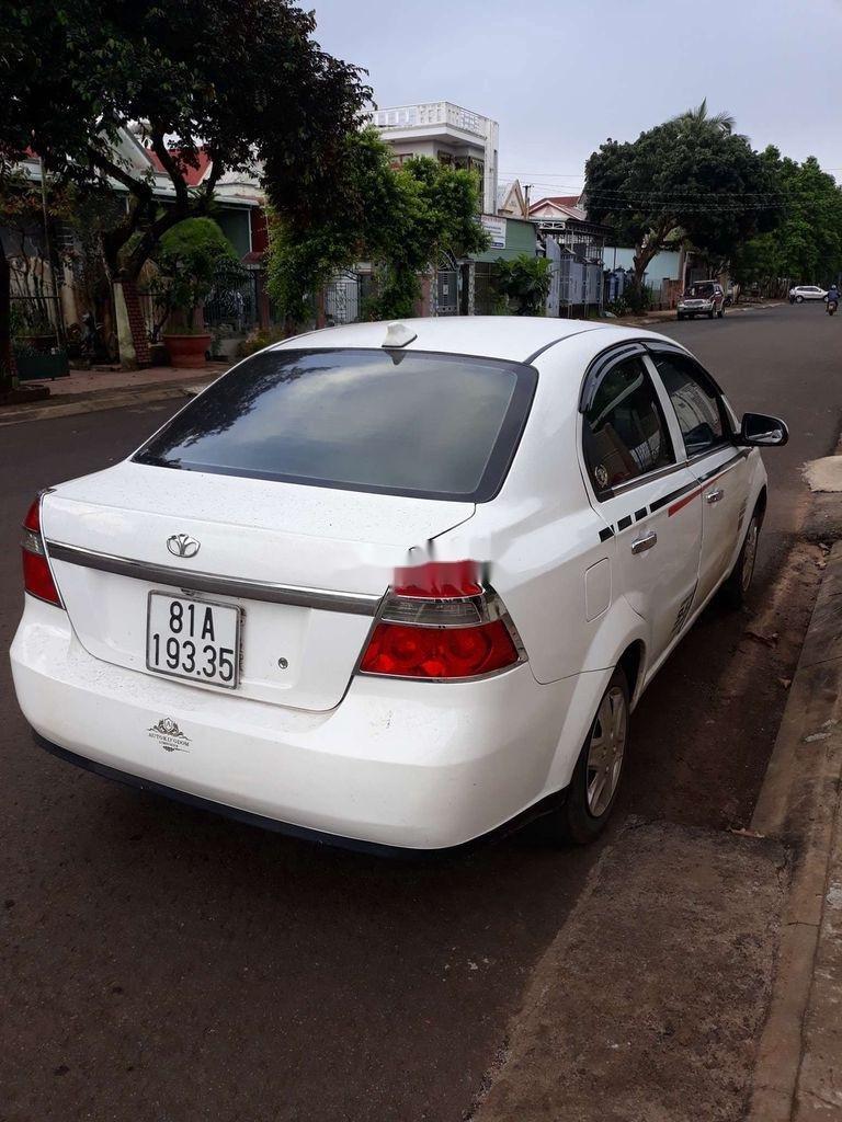 Bán ô tô Daewoo Gentra năm 2008, màu trắng, xe nhập  (3)
