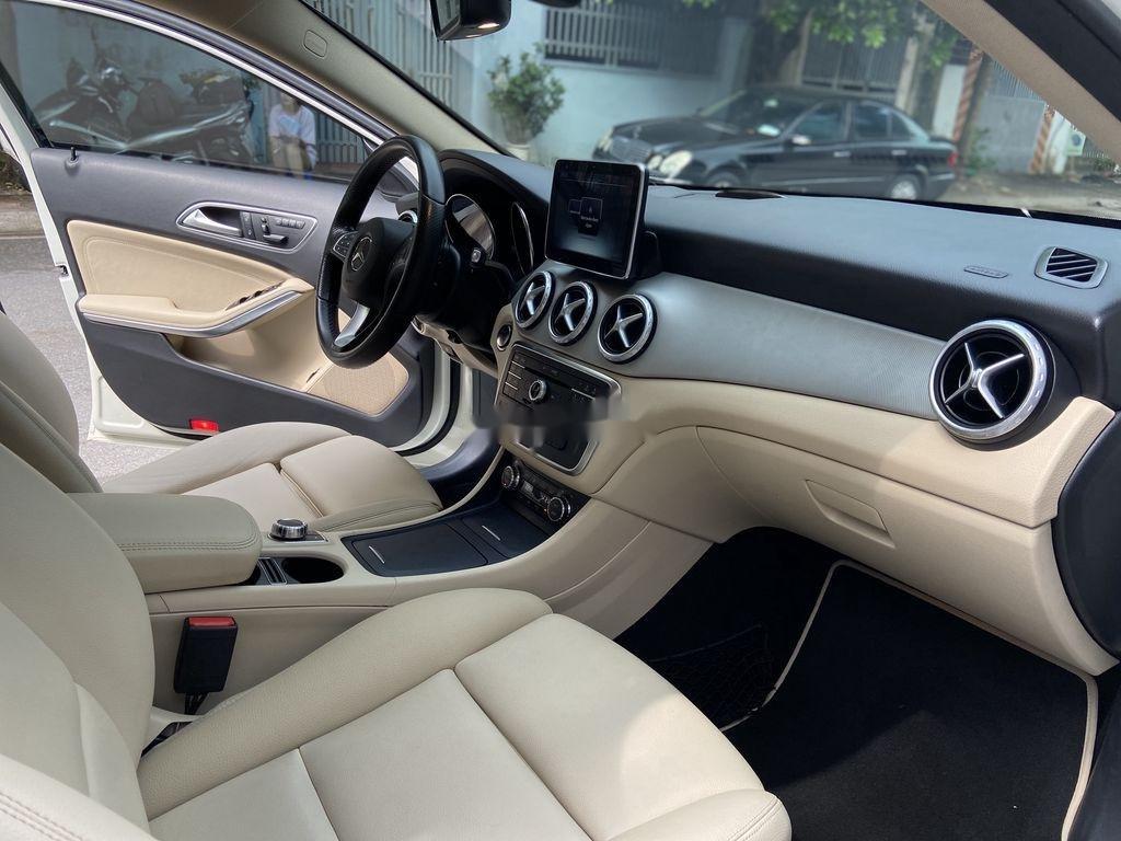 Bán xe Mercedes GLA200 đời 2015, màu trắng, nhập khẩu (10)