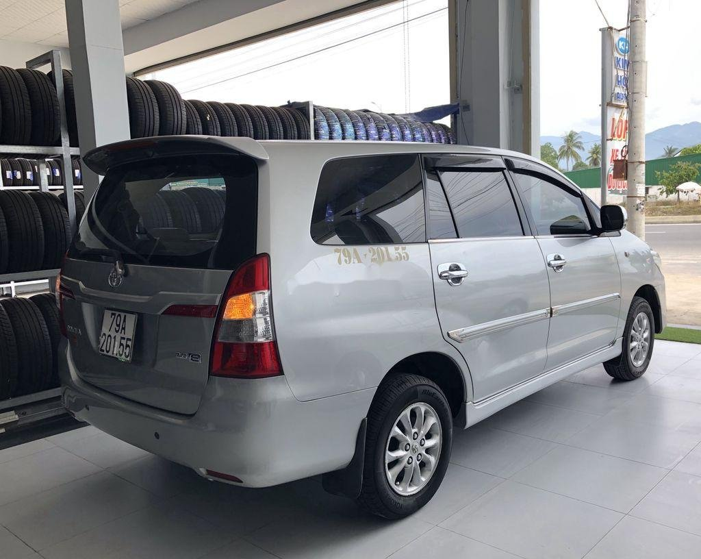 Bán Toyota Innova năm sản xuất 2014, giấy tờ đầy đủ (2)