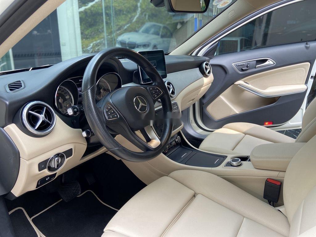 Bán xe Mercedes GLA200 đời 2015, màu trắng, nhập khẩu (9)