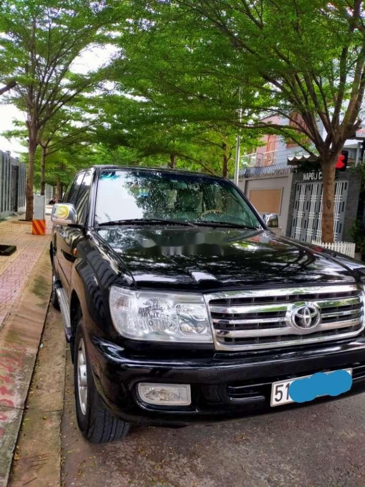 Bán Toyota Land Cruiser sản xuất năm 2002, chính chủ, giá chỉ 350 triệu (2)