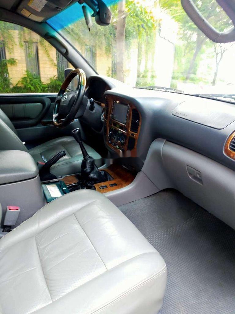 Bán Toyota Land Cruiser sản xuất năm 2002, chính chủ, giá chỉ 350 triệu (8)