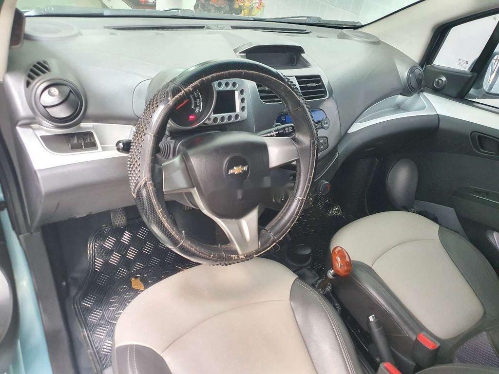 Chính chủ bán Chevrolet Spark năm 2011, màu xanh lam (5)