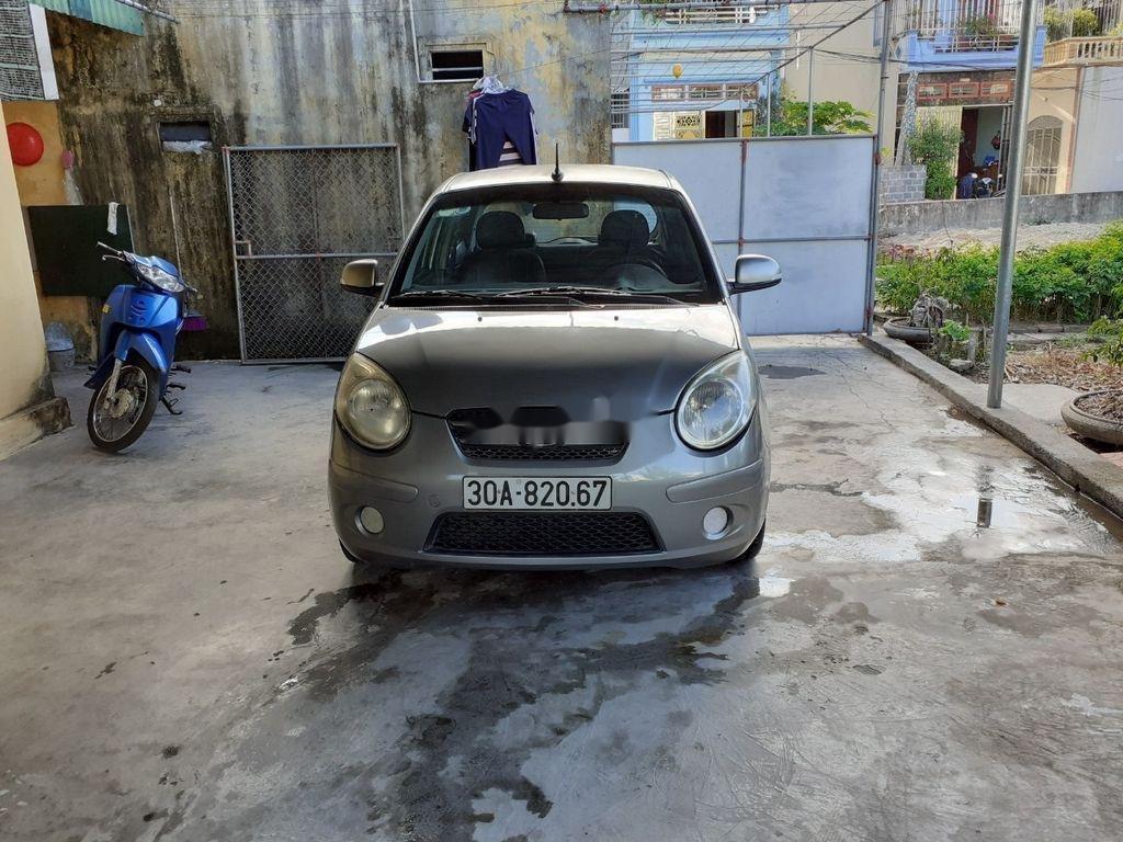 Cần bán Kia Morning sản xuất 2012, xe chính chủ còn mới, giá cực ưu đãi (1)