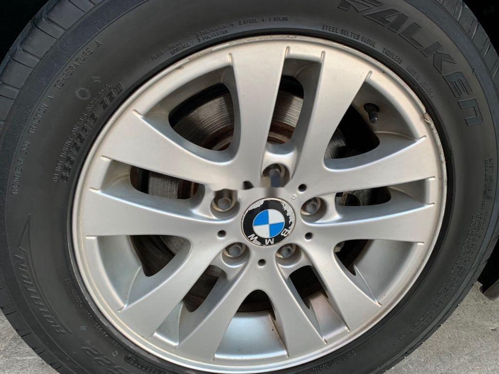 Bán BMW 3 Series 320i đời 2008, màu bạc, nhập khẩu nguyên chiếc (4)