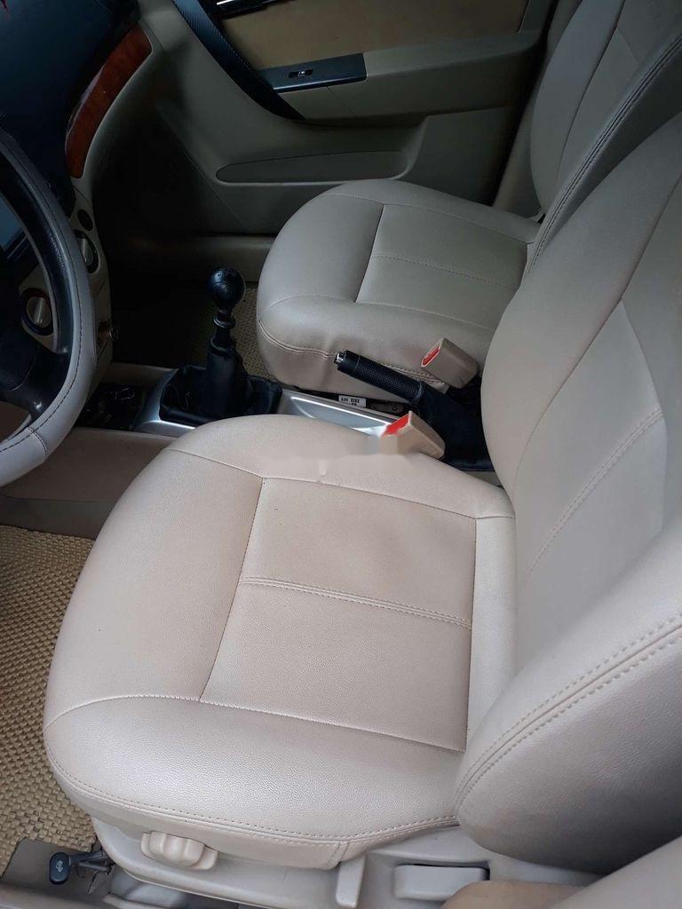 Bán ô tô Daewoo Gentra năm 2008, màu trắng, xe nhập  (7)