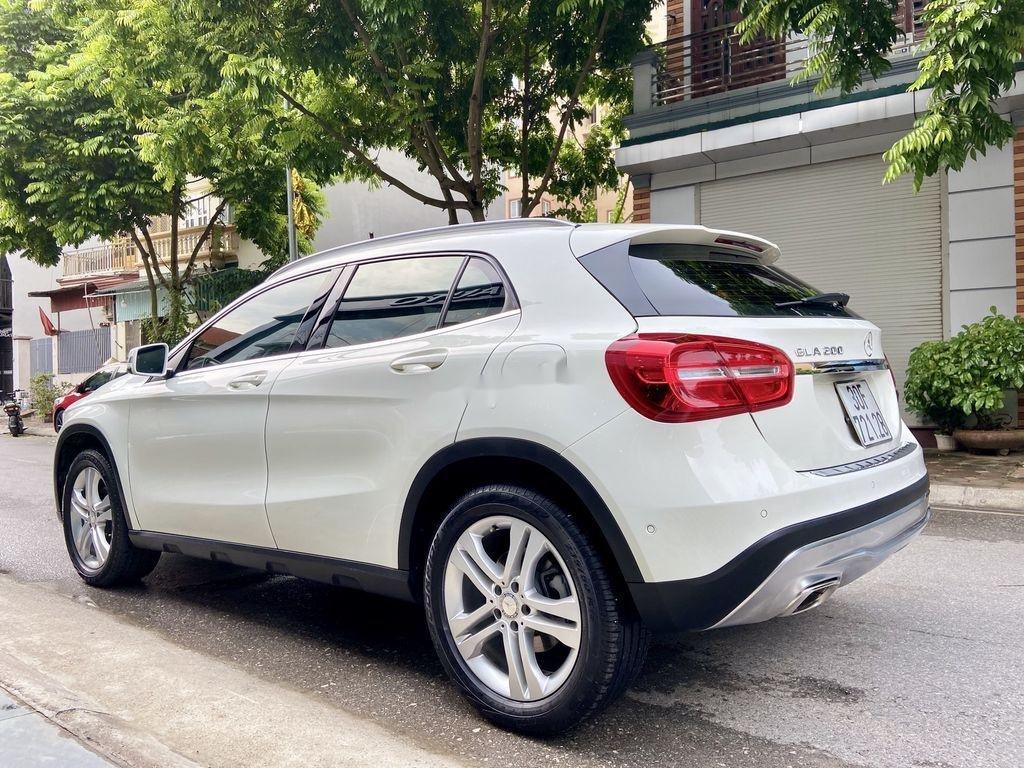 Bán xe Mercedes GLA200 đời 2015, màu trắng, nhập khẩu (5)
