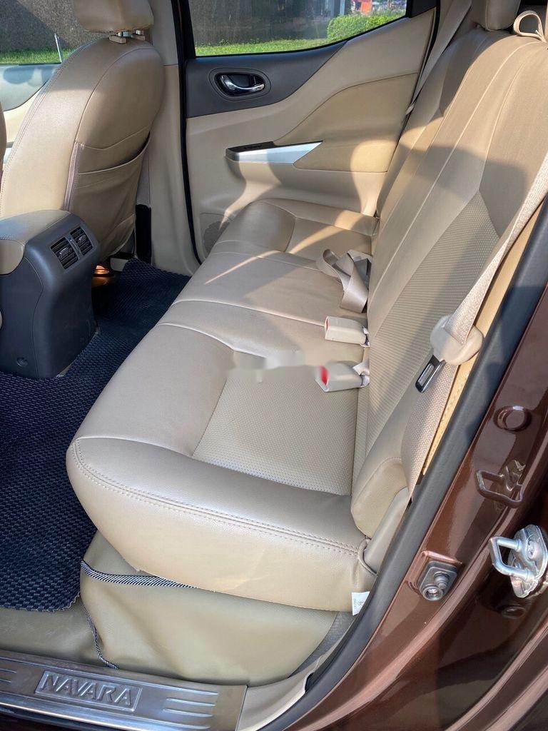 Bán Nissan Navara năm 2018, màu nâu số tự động, máy dầu 1 cầu (10)