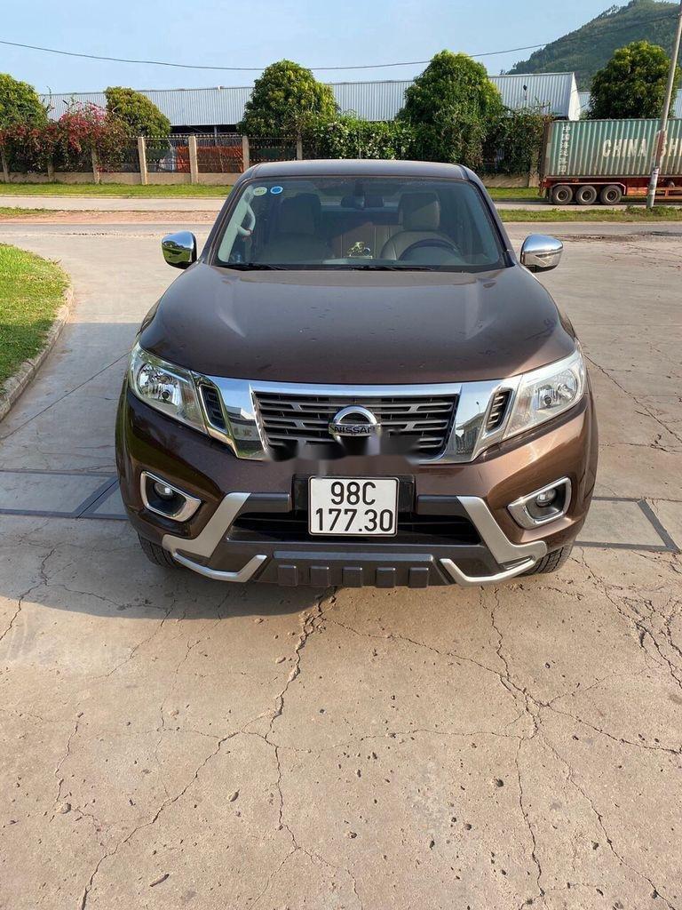 Bán Nissan Navara năm 2018, màu nâu số tự động, máy dầu 1 cầu (1)