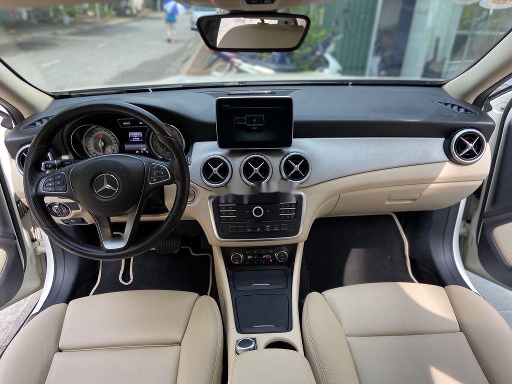 Bán xe Mercedes GLA200 đời 2015, màu trắng, nhập khẩu (7)