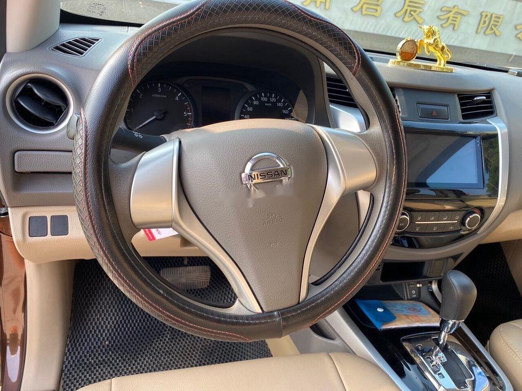 Bán Nissan Navara năm 2018, màu nâu số tự động, máy dầu 1 cầu (7)