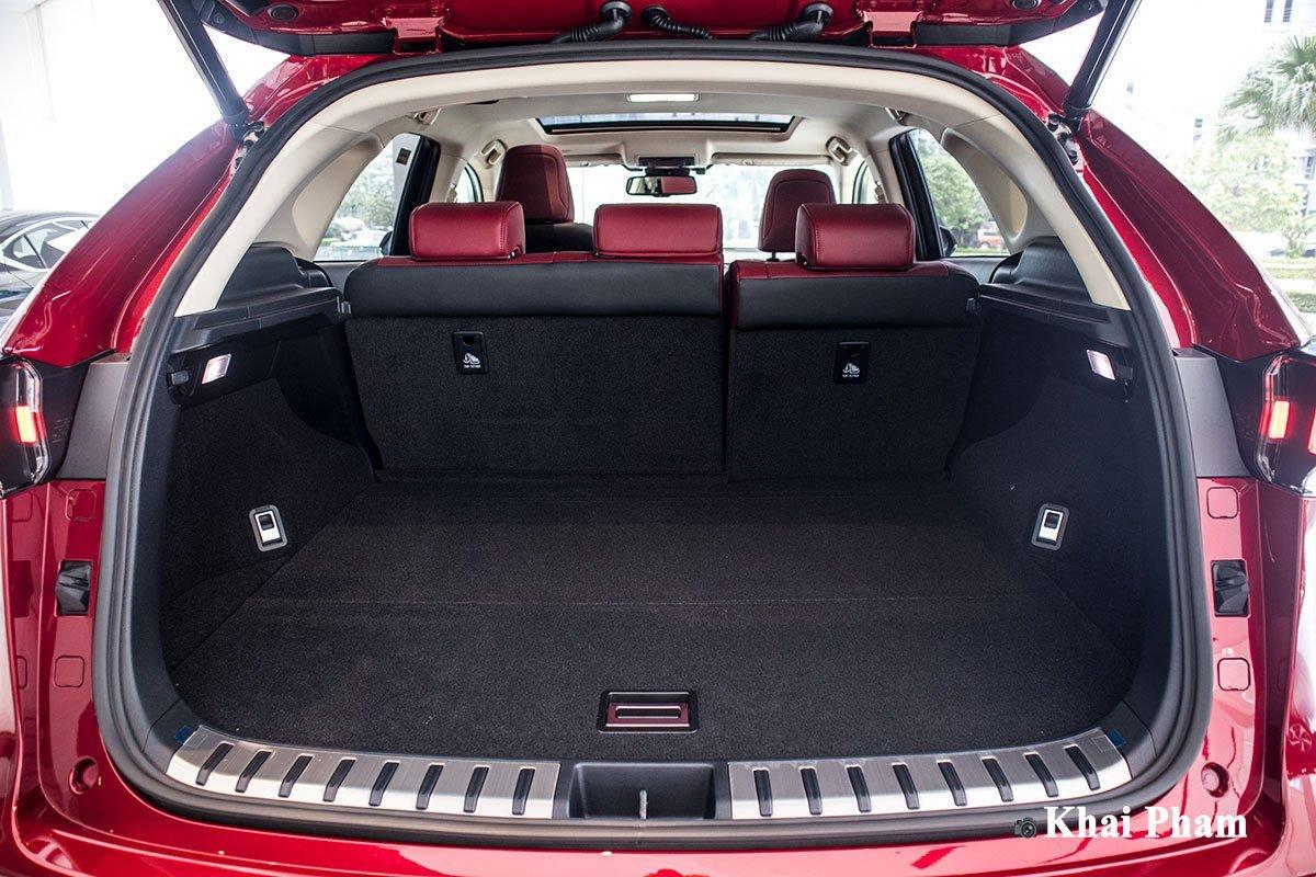 Thiết kế nội thất Lexus NX 1.