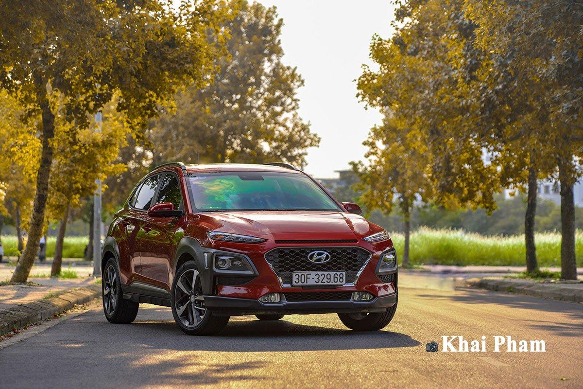 Trải nghiệm Hyundai Kona - SUV năng động dành cho giới trẻ a13